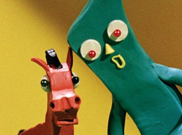 """The Gumby Show""""  America's Favorite Clayboy Is Back Again On Night"""
