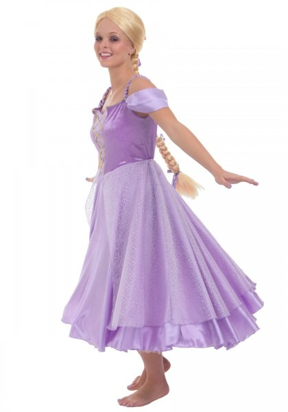 Rapunzel Costume For Tweens