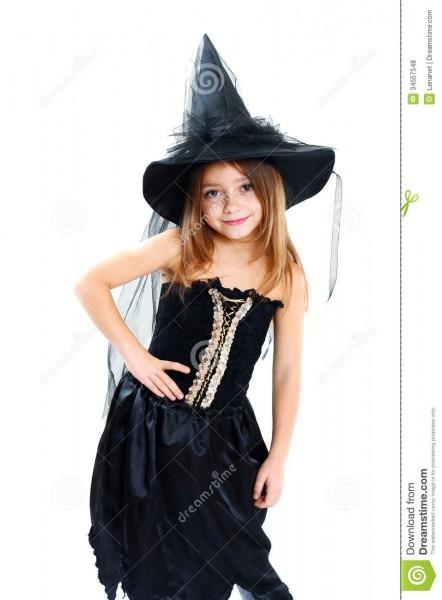 Halloween Costume Stock Photo  Image Of October, Little