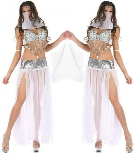 Halloween Costume For Women Arab Belly Dancer Costumes Sexy
