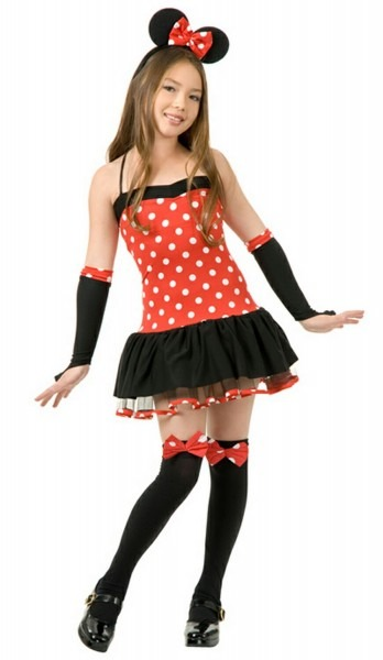 58 Minnie Mouse Costume For 10 Year Old, Toddler Girls Tv, Movie