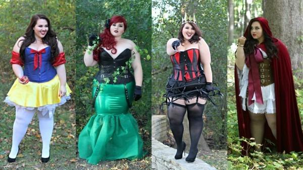 Halloween ~ Plus Size Fairytale Lookbook Halloween Youtube Ideas