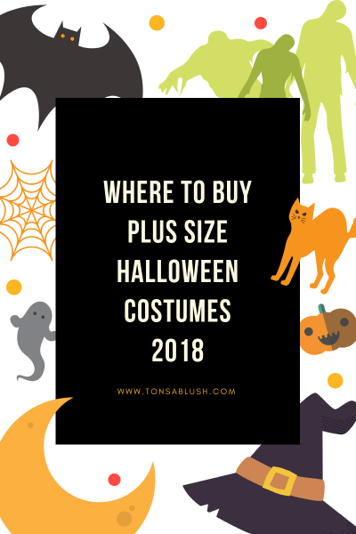 Where To Buy Plus Size Halloween Costumes