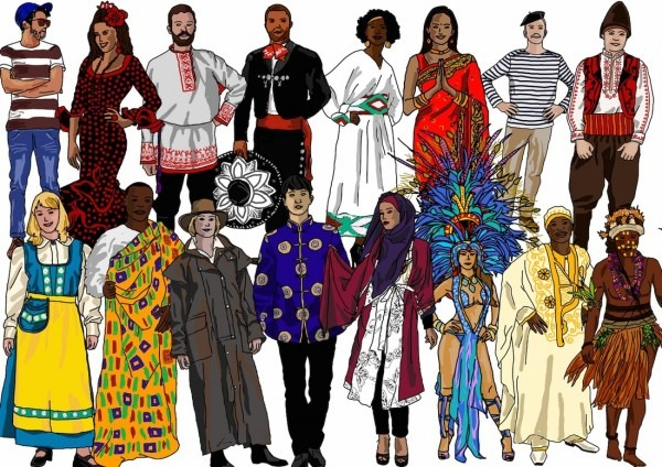 Traditional Clothing Around The World