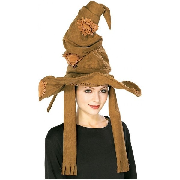 Harry Potter Sorting Hat Adult Hogwarts Wizard Movie Cosplay