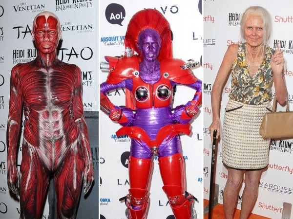 Which Celebrities Really Get In The Halloween Spirit