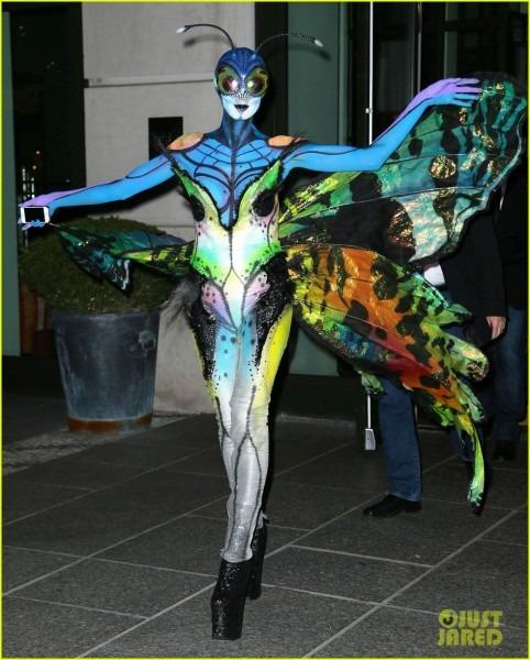 Heidi Klum's Halloween Costume Is As Amazing As Expected  Photo