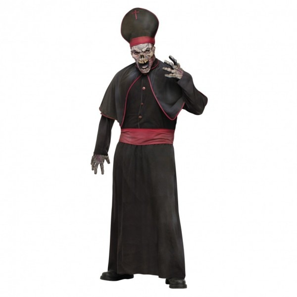 Adult Zombie Priest Costume