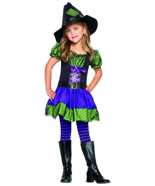 Hocus Pocus Witch Kids Halloween Costume