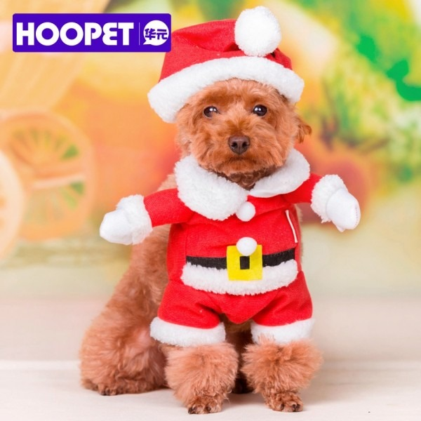 Hoopet Pet Clothes Halloween Costume Cosplsy For Small Dog Teddy