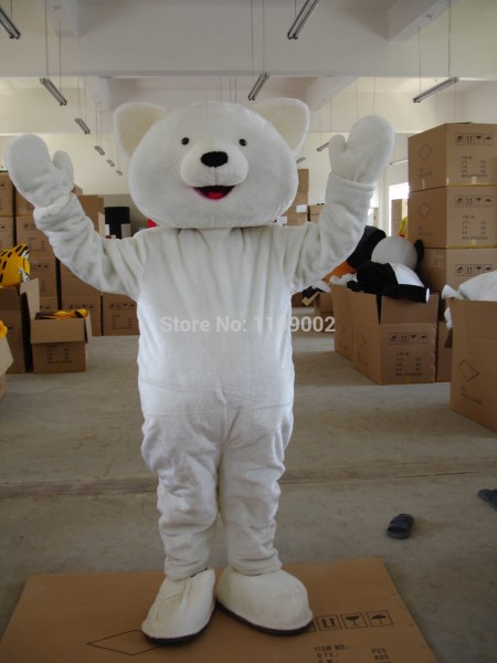 Hot Sale Cartoon Character Adult Professional New Style Polar Bear