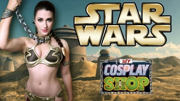 How To Make Princess Leia's Iconic Slave Leia Costume From Star
