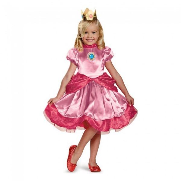 Buy Disguise Nintendo Super Mario Brothers Princess Peach Girls