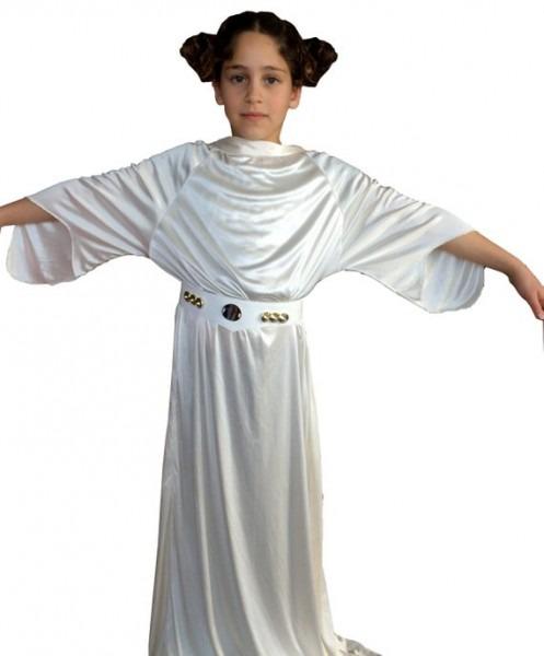 Princess Leia Costume Kid Star Wars Princess Leia Costume