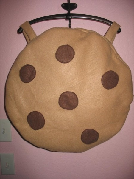Chocolate Chip Cookie Costumes Baby