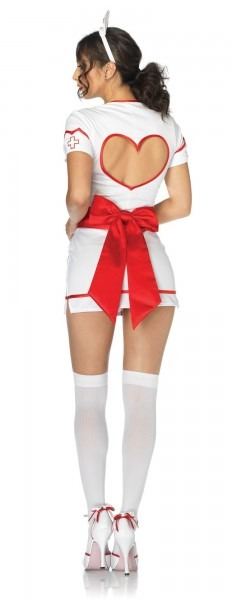 Knockout Nurse Costume – Cutecluboutfits