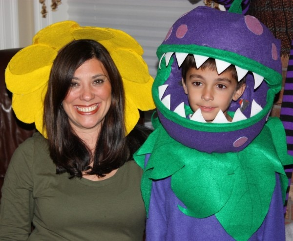 The Memory Nest  Plants Vs  Zombies  Costumes Continued
