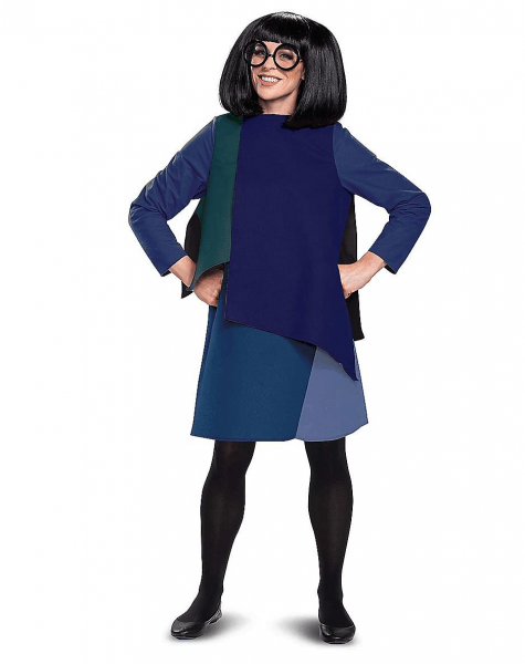 Incredibles Adult Edna Halloween Costume Popular Costumes For