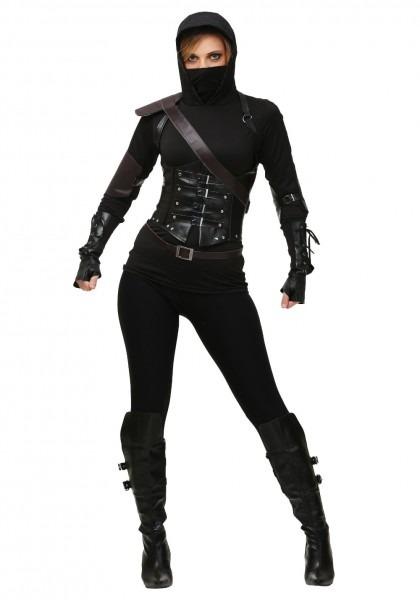 Irek Hot Womens Ninja Assassin Halloween Costume New Cosplay