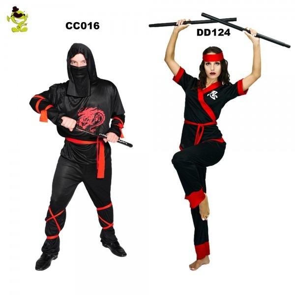 Online Shop Japanese Classic Ninja Costumes Halloween Costume