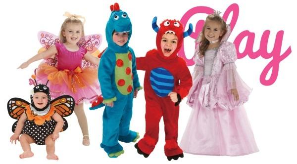 Just Pretend Kids Costumes