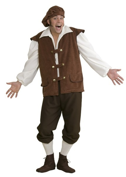 Middle Ages Costume For Men At Karnevalswierts Com