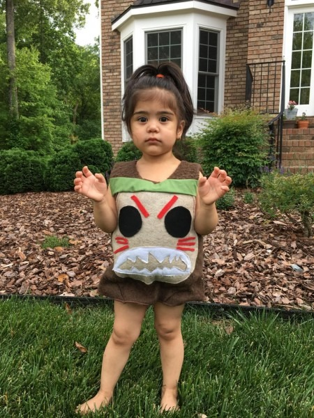Moana Halloween Costumes For Kids