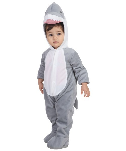Kids Shark Halloween Costume For Baby Boys And Girls