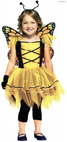Ballerina Butterfly Costume