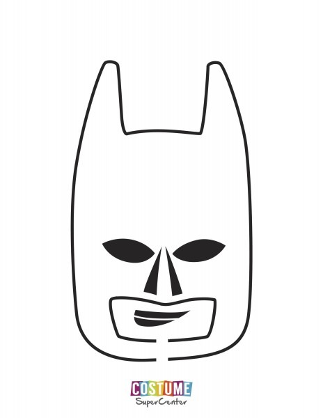 Batman Pumpkin Carving Patterns
