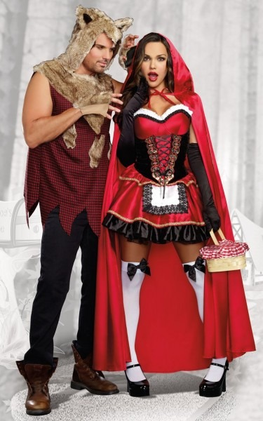 25 Little Red Riding Hood Couples Costumes, Deviantart  Little Red