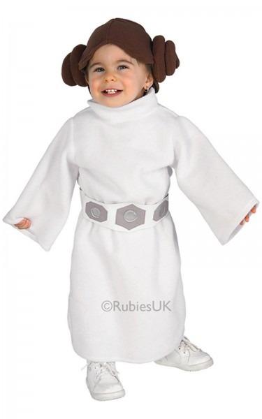 Baby Star Wars Princess Leia Costume
