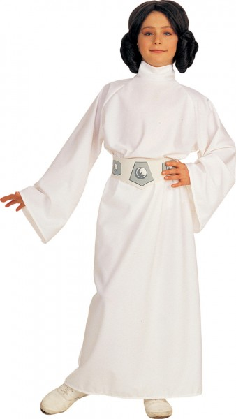 Girls' Star Wars Princess Leia Costume