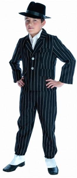 Mafia Halloween Costumes Admirably Child S Gangster Costume