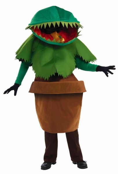 Venus Fly Trap Little Shop Of Horrors Adult Standard Size Mascot
