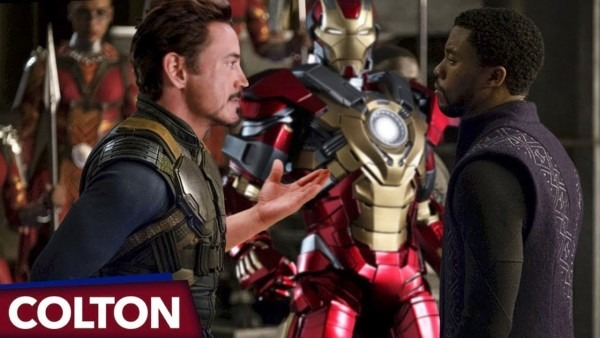 Is Tony's New Iron Man Suit Made Of Vibranium In Avengers Infinity