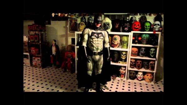 Batman V Superman Dawn Of Justice Completed Costume