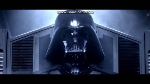 Star Wars Episode Iii Darth Vader Scene Edited