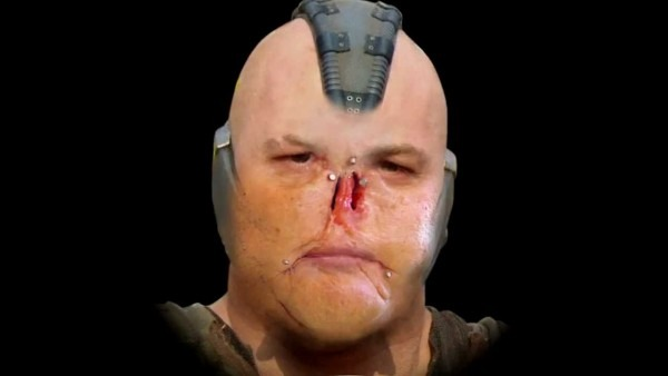 What Does Bane Look Like Without The Mask
