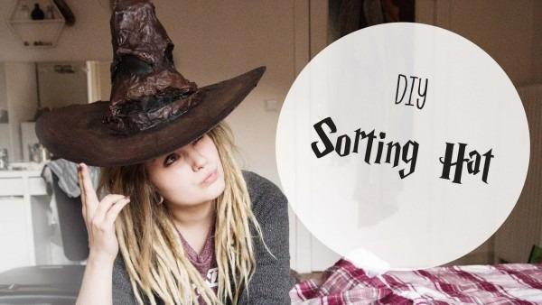 Diy Sorting Hat