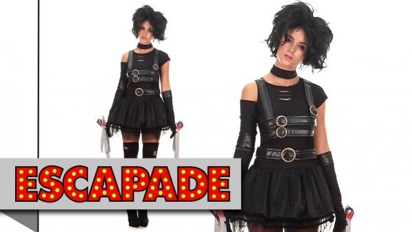 Miss Scissorhands Halloween Costume