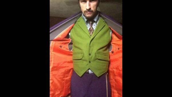 Heath Ledger Joker Costume