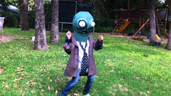 Plants Vs Zombies Halloween Costume