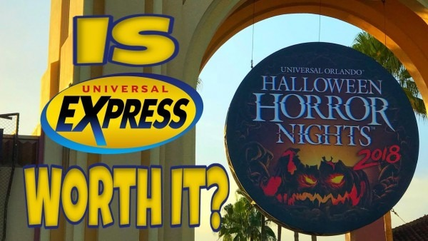 Is Express Worth It At Halloween Horror Nights