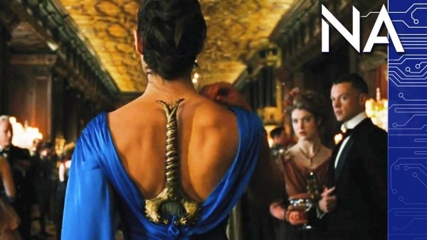 Let's Try The Wonder Woman Sword In The Dress Trick