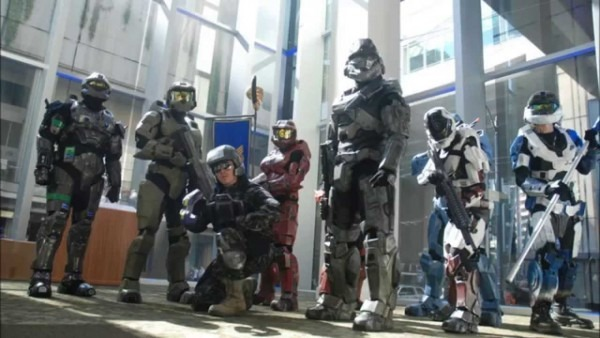 Halo Spartan Costumes + Summer Projects 405th