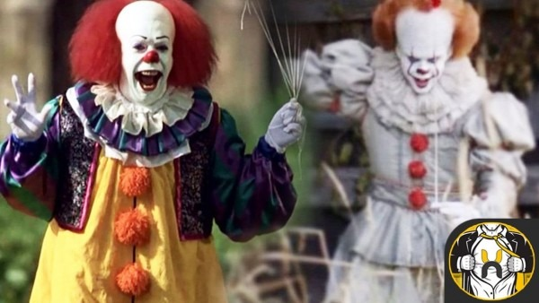 Comparing Pennywise, New And Old