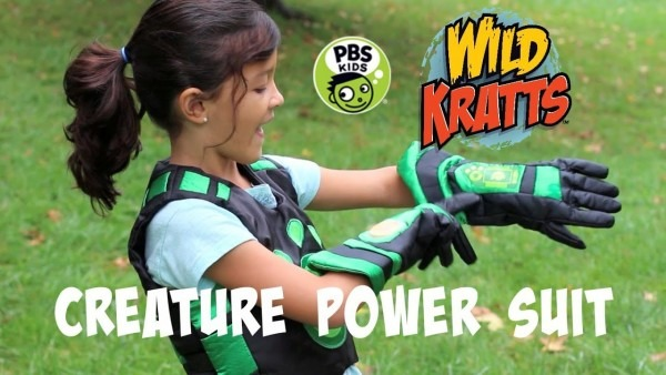 Wild Kratts Creature Power Suits