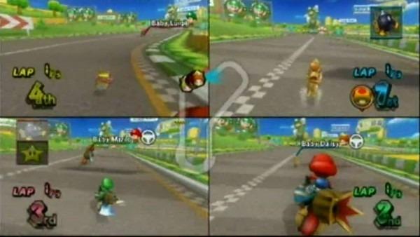Mario Kart Wii Multi