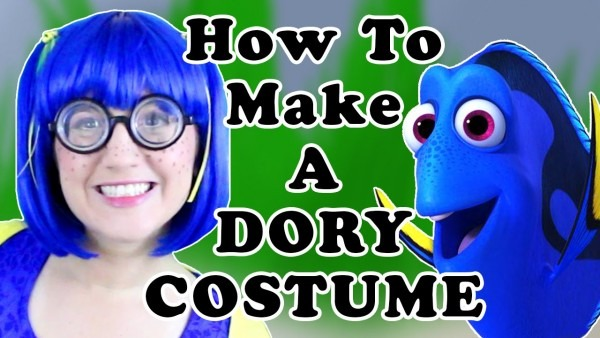 How To Make A Dory Cosplay Costume